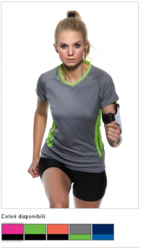 T-SHIRT DONNA GAMEGEAR COOLTEX TRAINING 11311