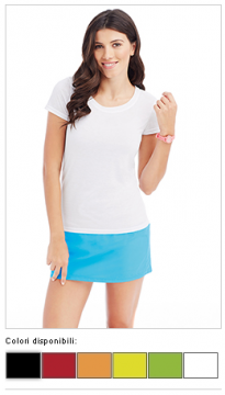 T-shirt donna Active Cotton Touch 08705